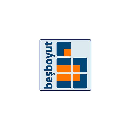 beşboyut - logo