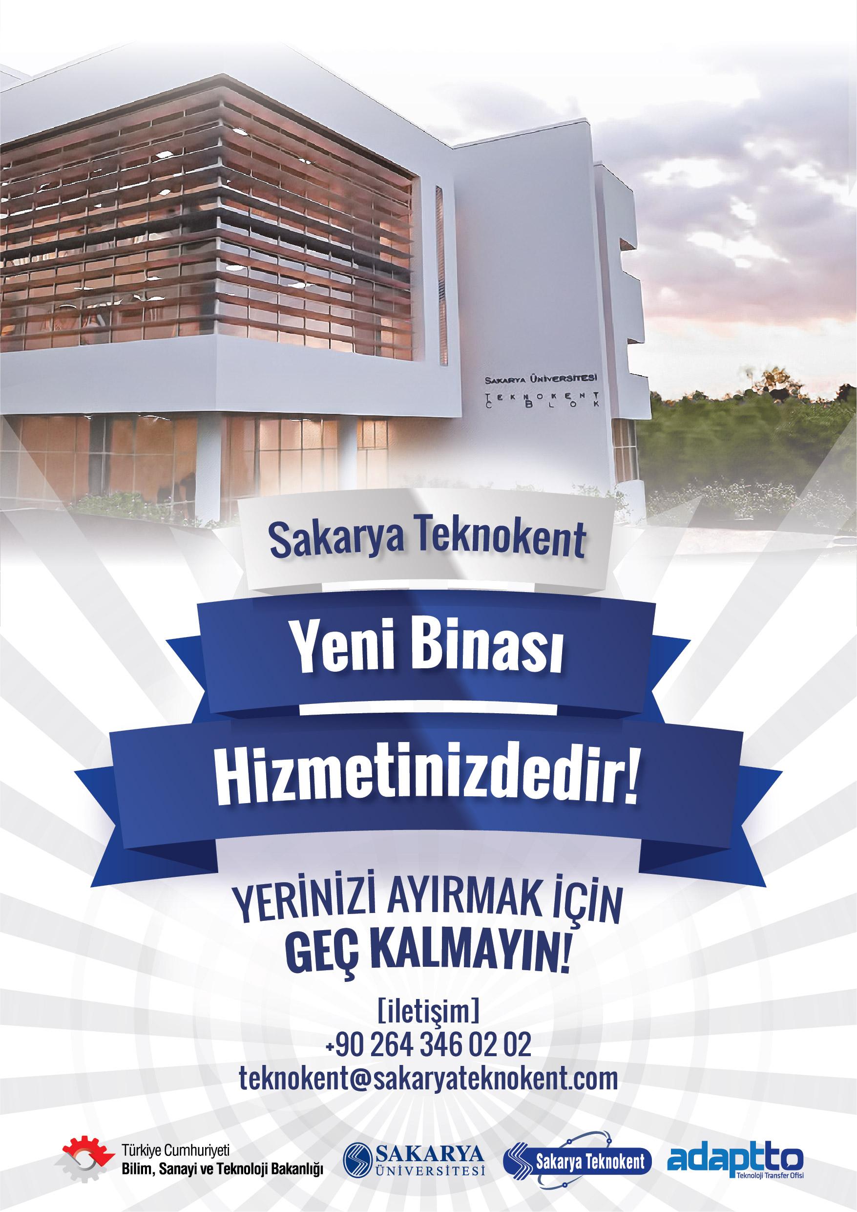 Teknokent Yeni Binası Tamamlandı (C Blok Tanıtım) AFİŞ (Genel, İsimsiz)-01