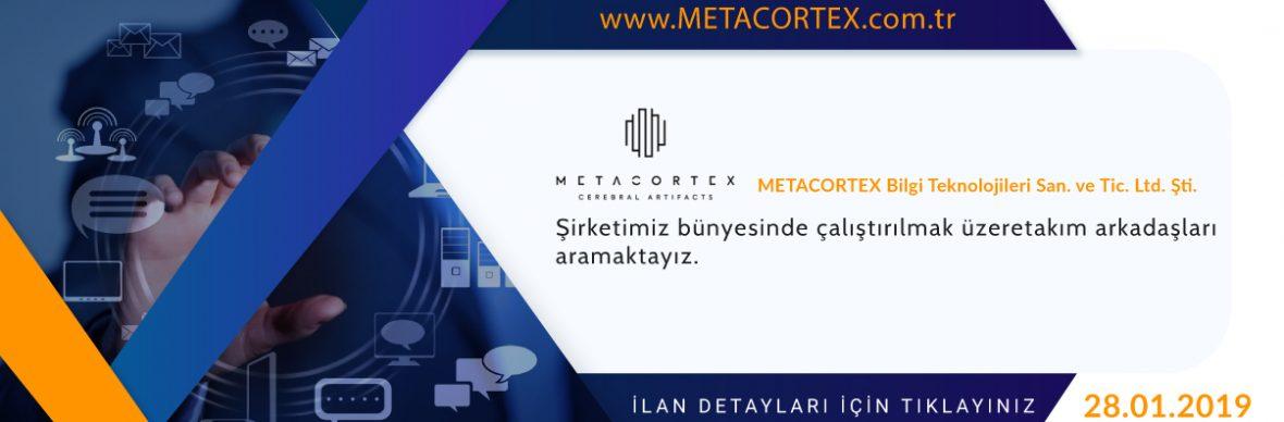 Metacortex-İlan