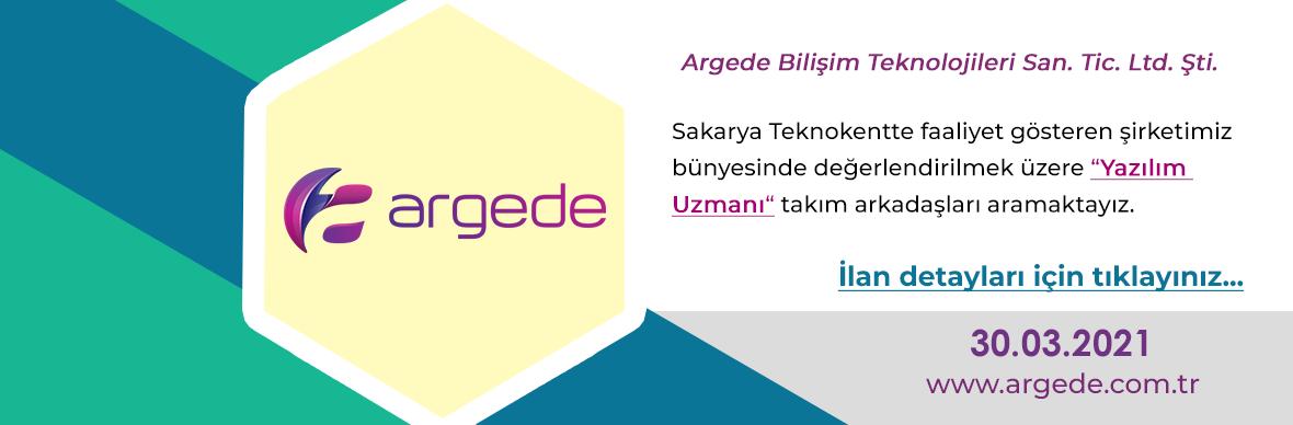 ARGEDE2021